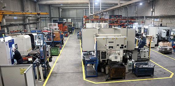 Empresa de Mecanizados de Precisión en Martorelles C.M.R.