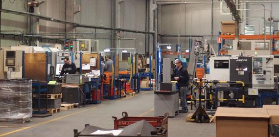 Empresa de Mecanizados de Precisión en Martorelles | Mecanizados C.M.R