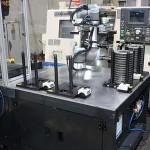 TR12 Okuma LB300 + Robot
