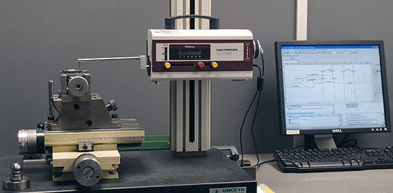 Perfilometro | Mecanizados C.M.R